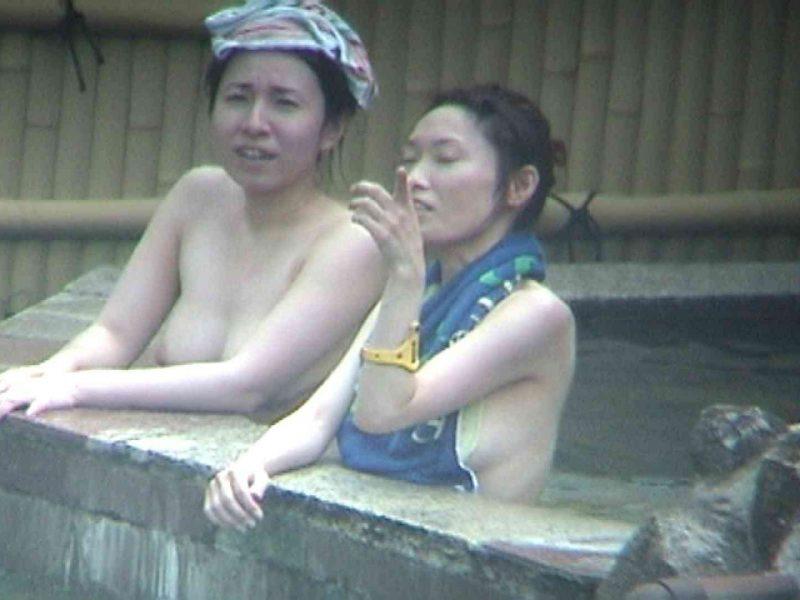 Aquaな露天風呂Vol.106 露天  51画像