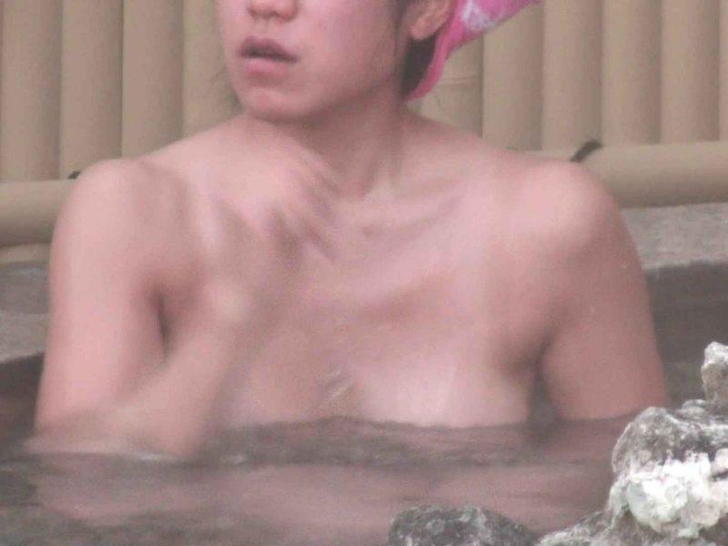 Aquaな露天風呂Vol.134 盗撮  48画像