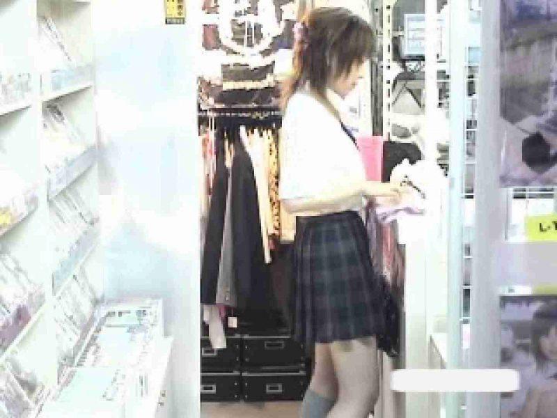 パンツを売る女の子Vol.3 盗撮  59画像