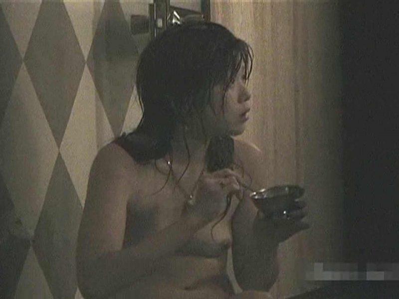 全裸で発情!!家族風呂の実態Vol.2 OLセックス  50画像